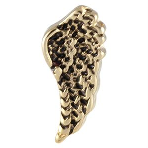 Picture of Gold Angel Wing Charm