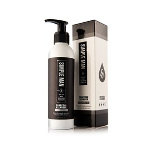Picture of Simple Man Charcoal & Citrus Cleanser 6 oz